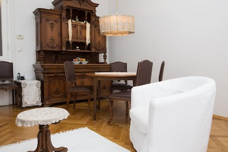 Viennese charm, quiet and centrally located - 维也纳 - 公寓
