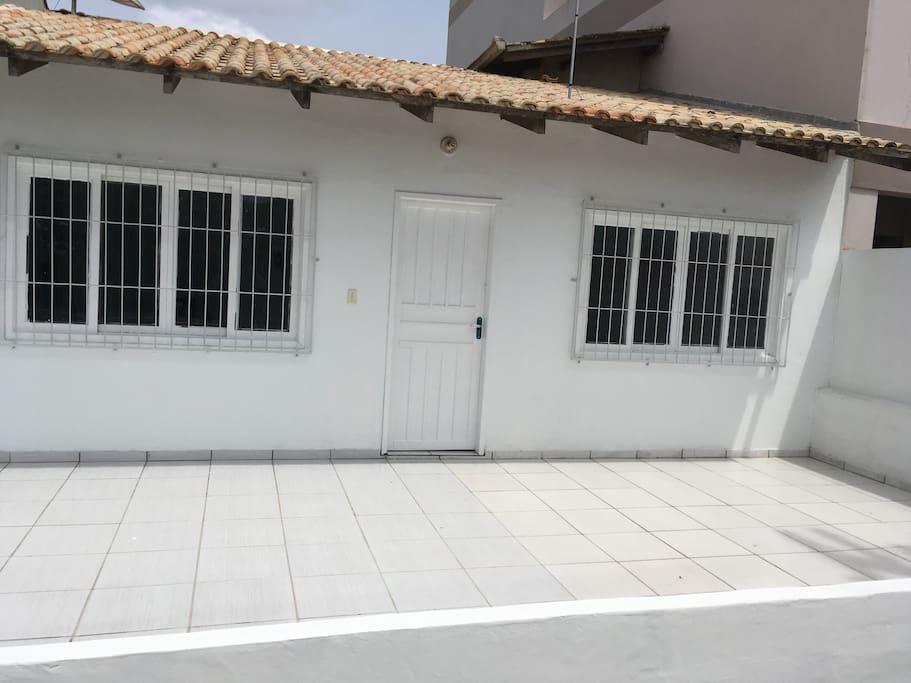 Frente da casa II