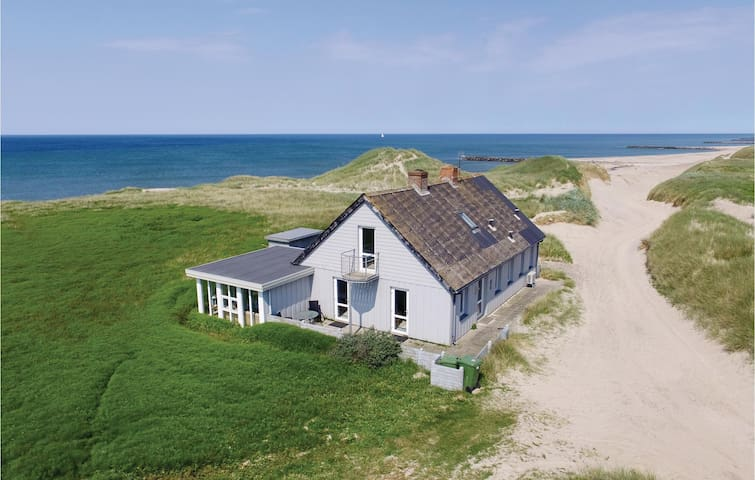 Holiday cottage with 2 bedrooms on 170m² in Lemvig