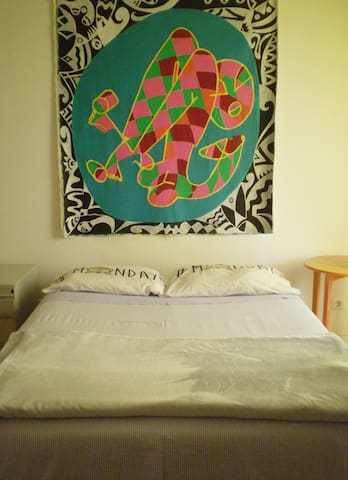 Pretty and well located room - Lisboa - Apartament