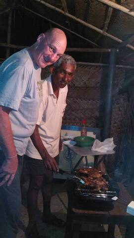 Guest with cookery experience & Fun Events. - Kandy - Bed & Breakfast