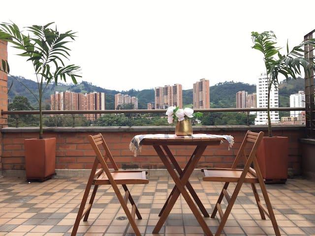 Duplex en Sabaneta - Sabaneta - Apartment