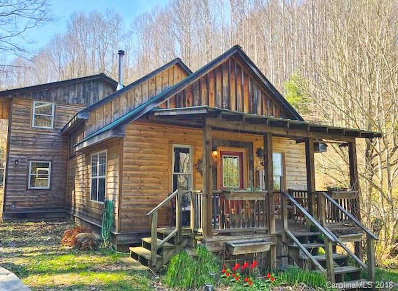 Dancing Waters Cabin