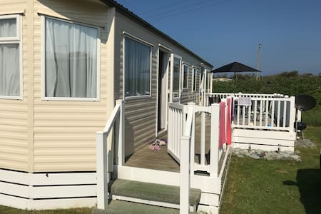 Beautifully Beachside Caravan Near Barmouth