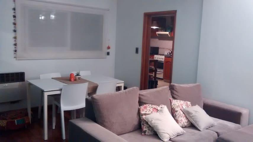 Lindo departamento en La Plata - La Plata - Appartement