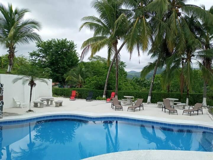 Villas equipadas Samara Guanacaste Costa Rica