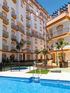 SIERRA DE MALAGA - URB. FLOR DE ALM - Guaro - Apartmen