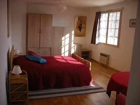 Maison lumineuse près de Saumur
