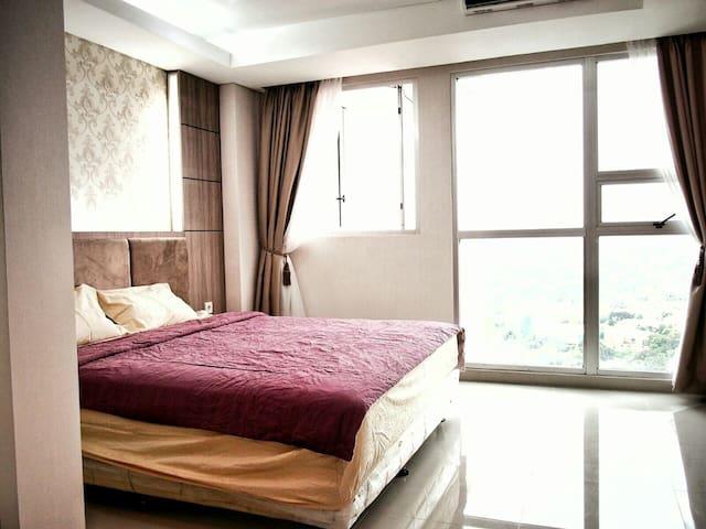 kemang village intercon apartment - Kebayoran Baru - Leilighet