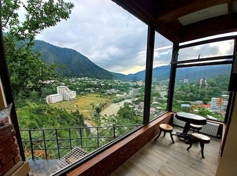 PANORAMA BORJOMI - The best views in borjomi