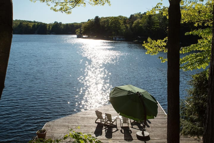 Muskoka Reflections Great family fun minutes from Port Carling!