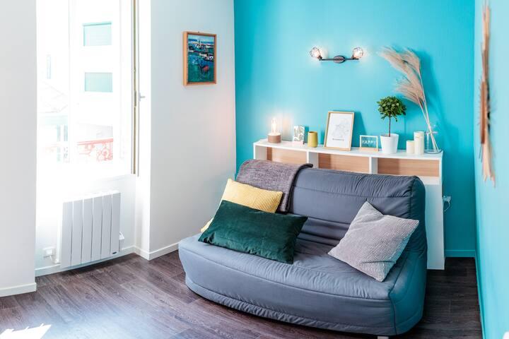 Appartement au Bord de l'eau