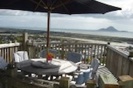 The Gambler Homestay and White Island Fishing - Whakatane - Gästehaus