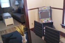 Street Fighter I,II,III Arcade game for entertainment