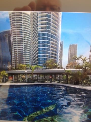 Luxury in heart of surfers paradise - Surfers Paradise - Byt