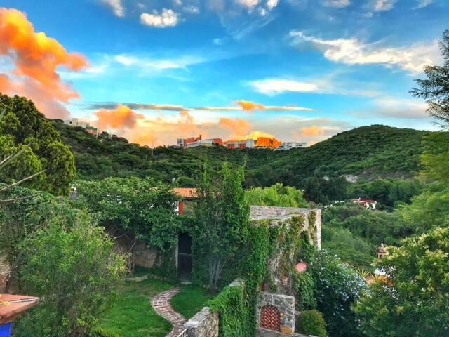 Casa Balcon del Cielo beautiful home with a view