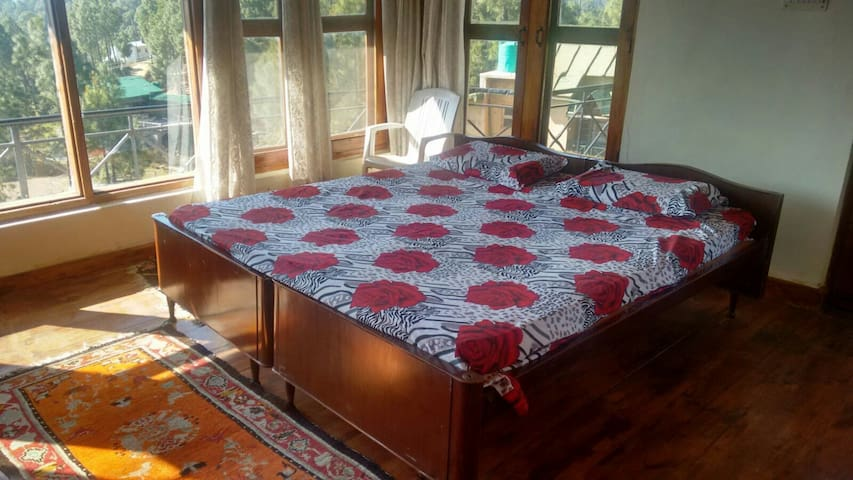 Rose Cottage - Almora - Hus