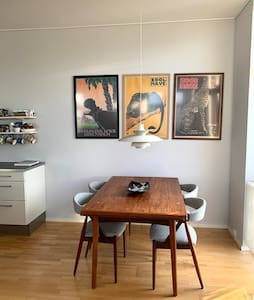 Modern apartment close to Køge and Copenhagen