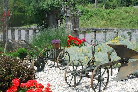 Casa bonita con jardín y piscina cerca de Santiago - O Pino