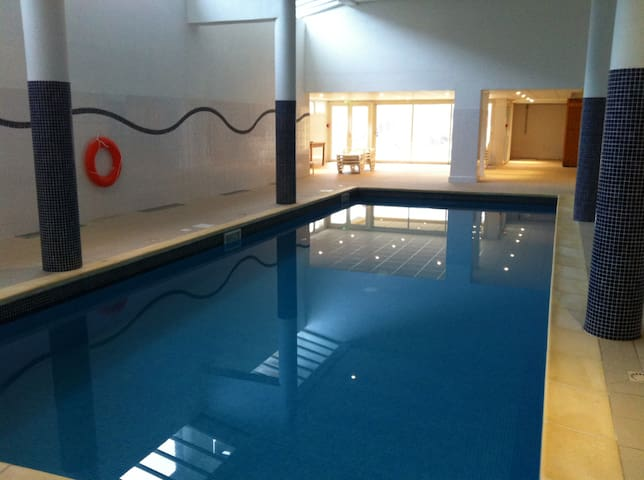 7 couchages piscine sauna et hammam Foux d'Allos