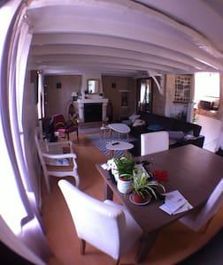 Chambre dans maison de village proche Périgueux - Saint-Laurent-sur-Manoire - Dom