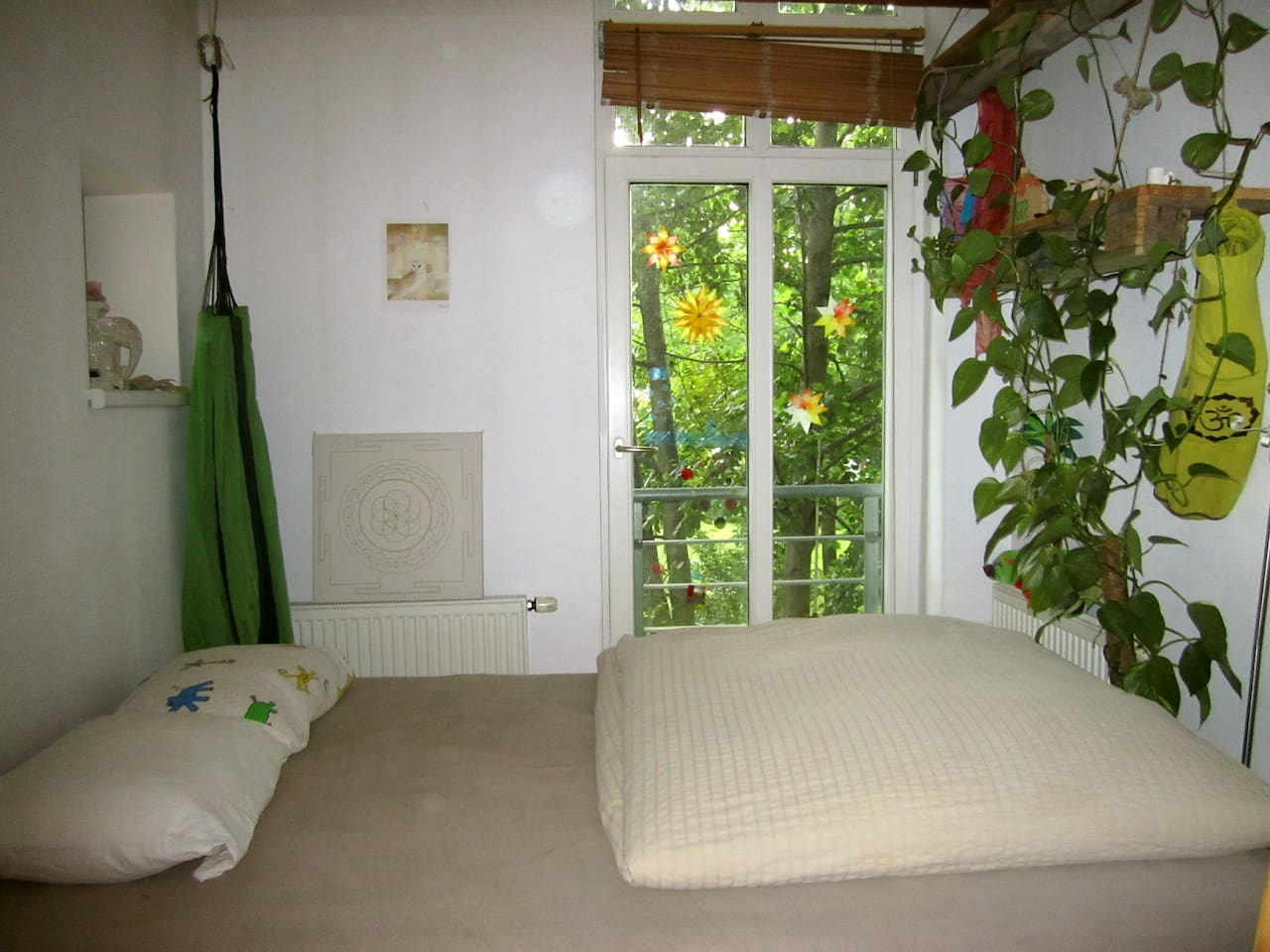 One of the bedrooms, for couple without or with kids (+7)