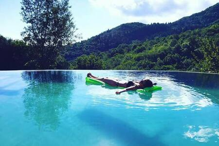El Solei. Paraiso Parc Natural Montseny. La Solana