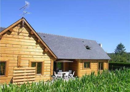 Petit maison chalet parmi les champs - Clohars-Carnoët