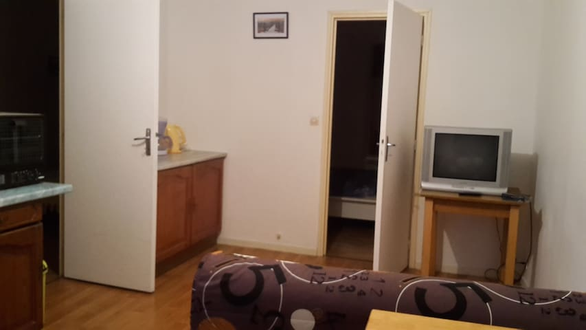 Appartement 2chambres centre ville - Briare - Leilighet