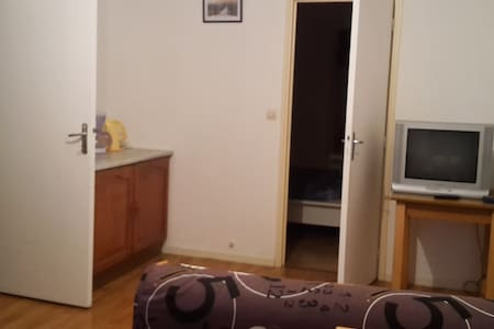 Appartement 2chambres centre ville - Briare