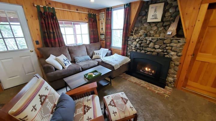 Mountainside Cabin Getaway