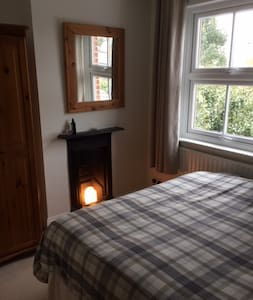 Farnham Double Room & Private Sitting Room