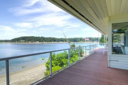 Book a Summer Retreat! Waterfront summer retreat!