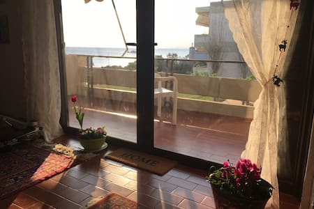 Sweet home with sea view - Athen - Wohnung