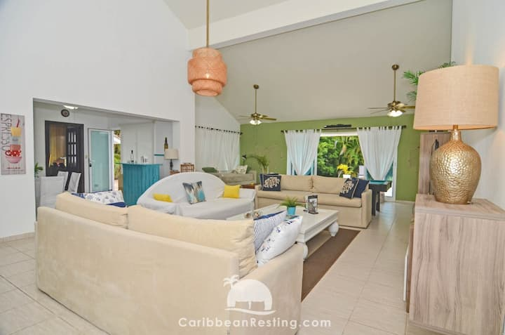 Luxury villa for new years with flia, incluid chef