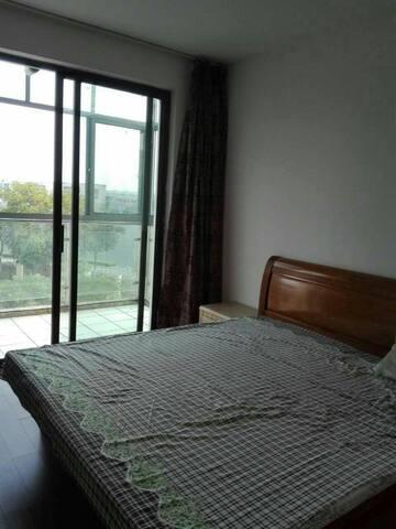 迪士尼滴水湖畔,慢生活2室2厅套房 - Sanghaj - Lakás