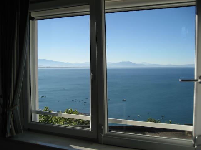 la Suite 48 villetta con vista panoramica - Vietri sul mare - วิลล่า