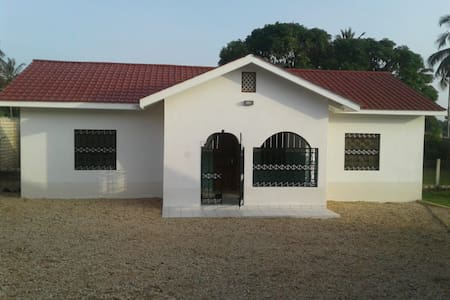 A 4G wi-fi-estate premises with a rental house.