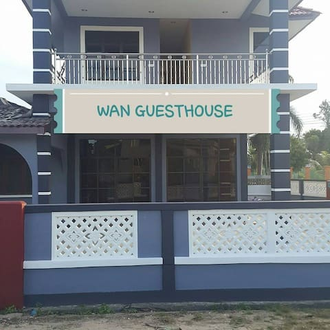 Wan Guesthouse Price for separate rooms.