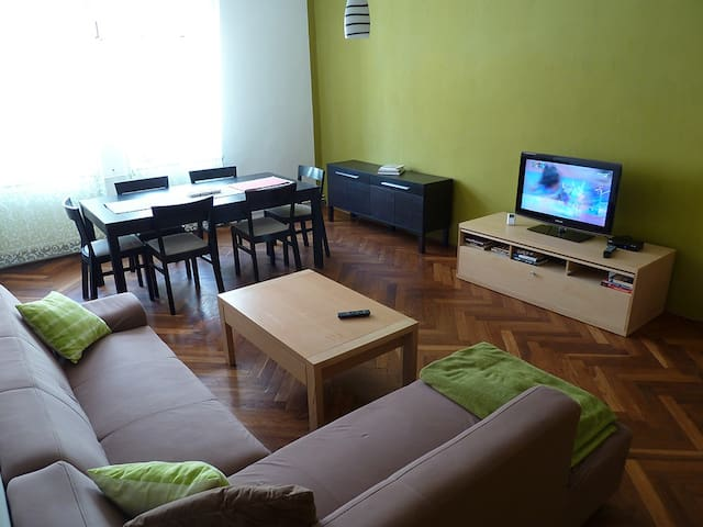 Cosy and nice apartment close to everywhere :) - Košice - Leilighet