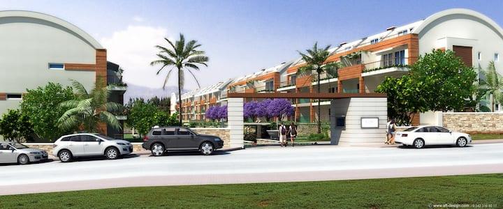 Agora luxury apartment