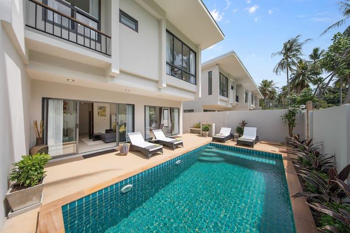 Villa Nabu - luxurious, close to beach great value