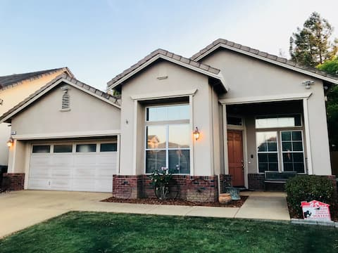 Furnished Exec Home in Historic Almaden Winery!