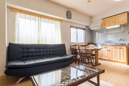New open Ikebukuro/shinjuku/wifi/MAX9 - Nerima-ku - Apartment