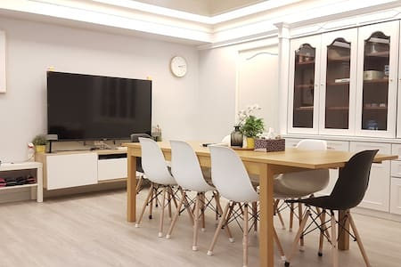 Spacious Apartment in the Heart of Kaohsiung
