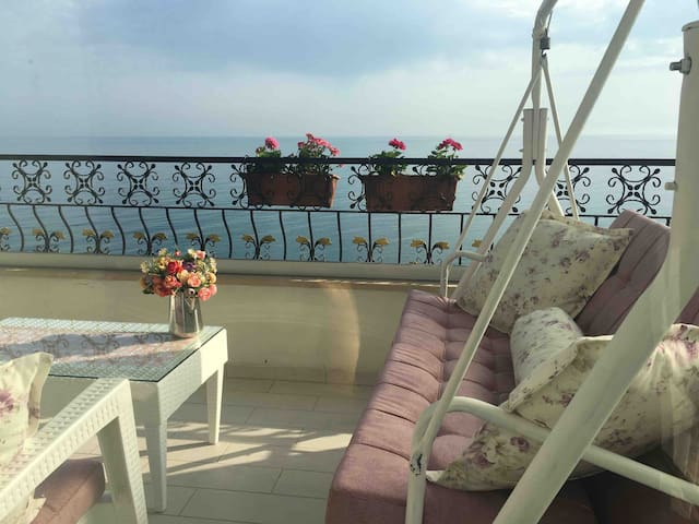 Trabzon Sea Pearl House with Sea View