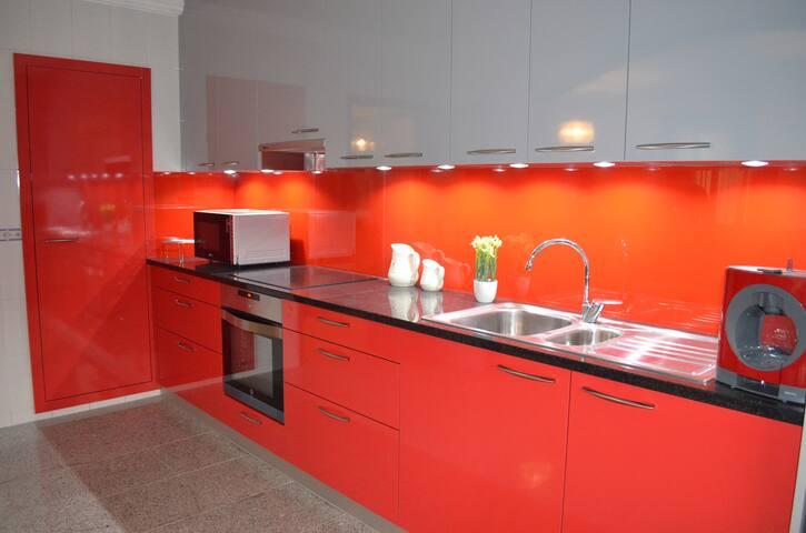 Spacious 3-Bedroom Apartment in Quiet Villa