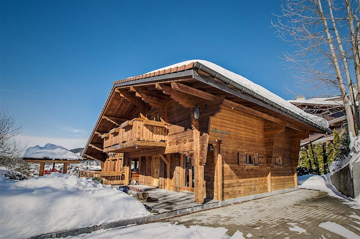 Chalet Susabel Ski Lodge Villars sur Ollon