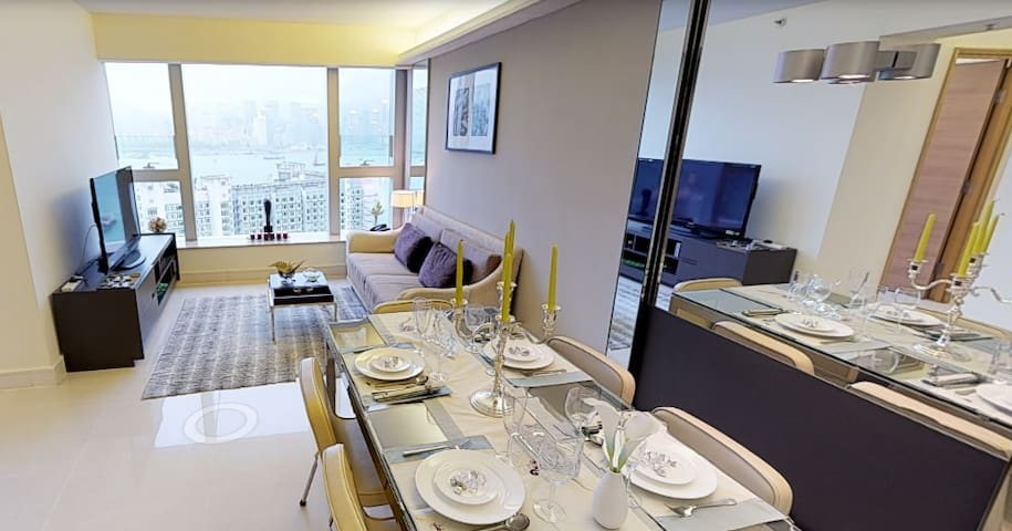 Room/Apartment/Suite Hong Kong Harbour, waterfront