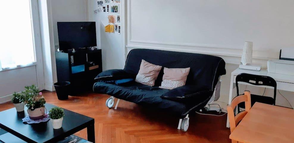 Studio à proximité du centre-ville de Nantes